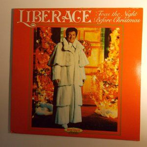 Other - Liberace Twas The Night Before Christmas LP